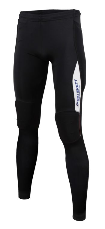 Ski Skett stretch pants with muscolar support